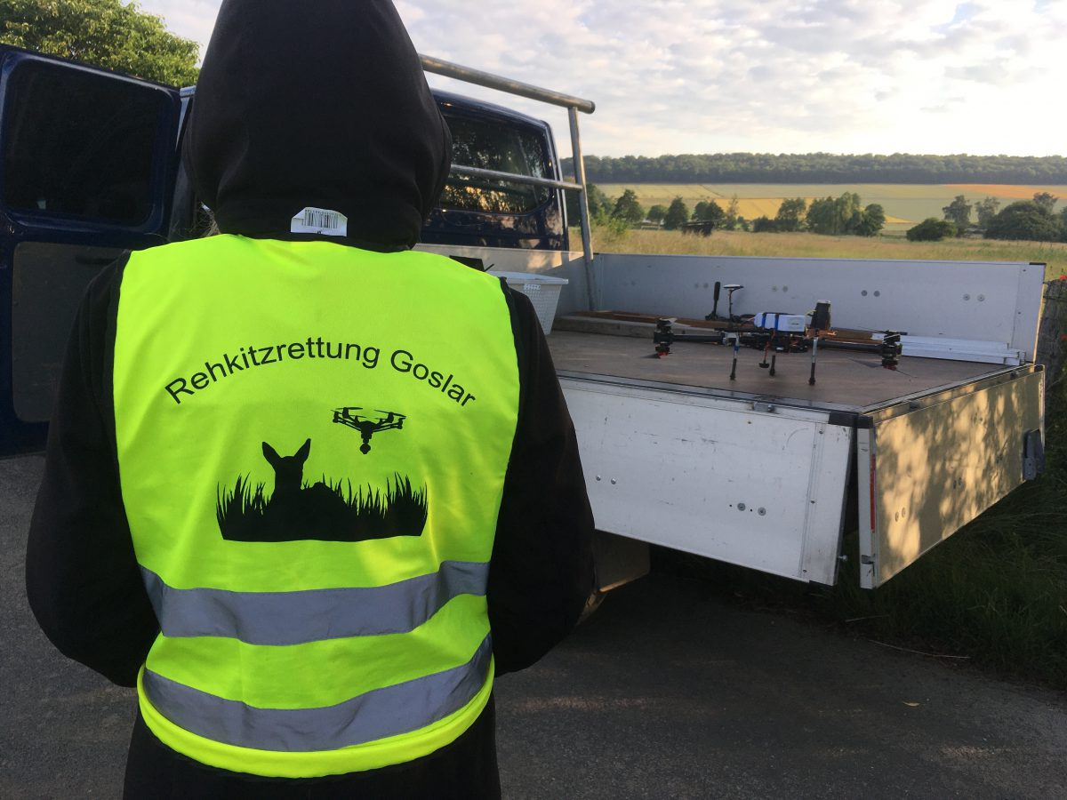 Rehkitzrettung Goslar